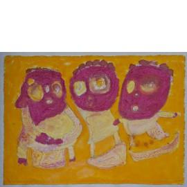 3 Poppen - Ronnie Achterhuis