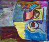 Abstract (kleurenvlakken) - foto 1880