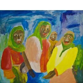 Vluchtelingen - Sandra Kolk