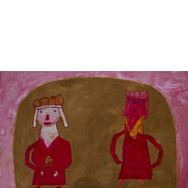 Josef en Maria - Martha van der Veer