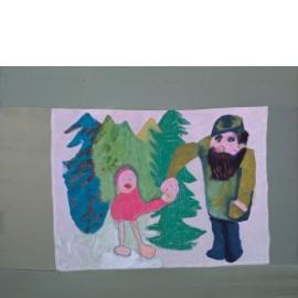 Vader met kind - 4953