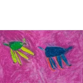 Beesten in roze - Rini Olde Meierink