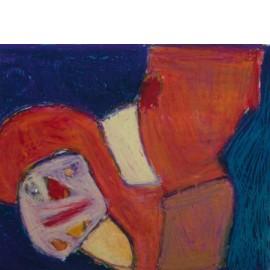 Clownsgezicht - Bertus Bruns