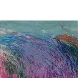 Abstract (lichtblauwe lucht) - foto 1519