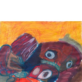 Abstract (ogen) - 9757
