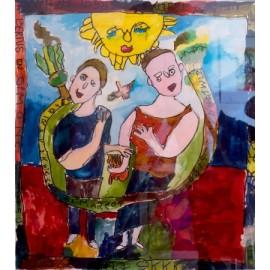 Dansen in de zon - Trudy Voerman