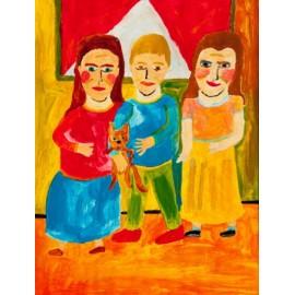 Familieportret - Sandra Kolk