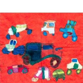 Autootjes - Marijke Biemans