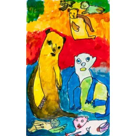 Otters - Trudy Voerman