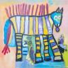 Zebra met stekels - foto 2388