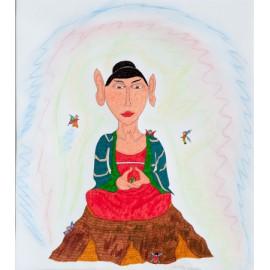 Aanbidding/meditatie - Christa Vriezema