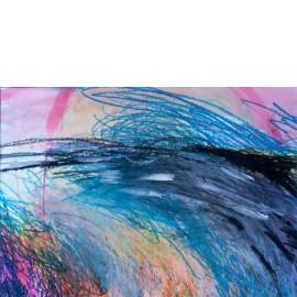 Abstract (roze pastel) - Gerard Flinkers