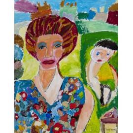 Koningin Beatrix - Trudy Voerman