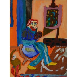 Kunstschilder - 9762