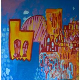 Oranje huisje - Shafy Mobin