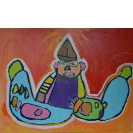 Blote voeten - 5020