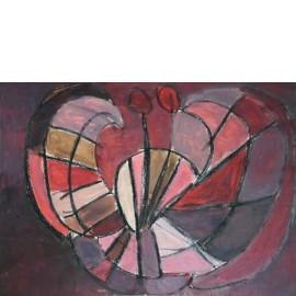 Rode Vlinder - Jose de Haan