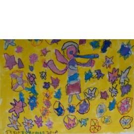 Bloemen Engel - 5004
