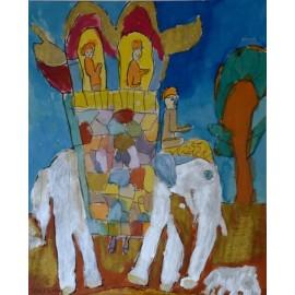 Olifantenrit - Trudy Voerman