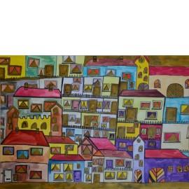 Huizen - Sandra Kolk