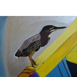 Vogel - Esther van Goor