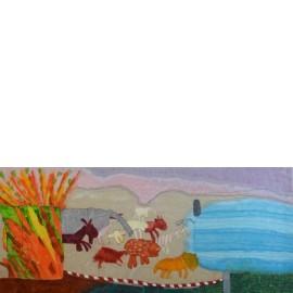 Dieren onderweg - Martha van der Veer