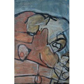 Abstract (gezicht) - Annette Koenderink