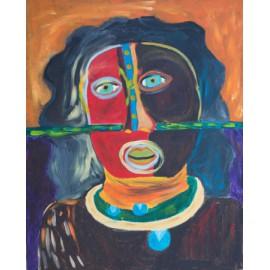 Indiaan - Sandra Kolk