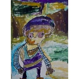 Marsmannetje - Trudy Voerman