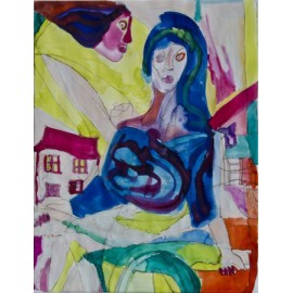 Vrouwen met huis - Margöt van der Velde