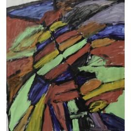 Abstract (Vlinder) - Groepswerk