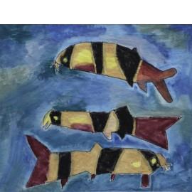 Vissen - Hetty Huuskes