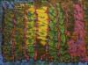 Abstract (cyclaam/groen/oker/bruin) - foto 1745