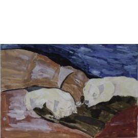 Slapende honden - Werner Bout