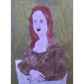 Mona Lisa - Sandra Kolk