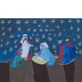 Kerst - Lida Wiggers