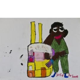 Reiskoffer - Jose de Haan