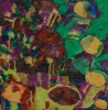 Abstract (oker-groen- roest) - foto 1461