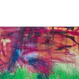 Abstract (groen gras met avondlicht) - foto 2714