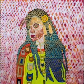 Indiaan - Monique van der Zalm