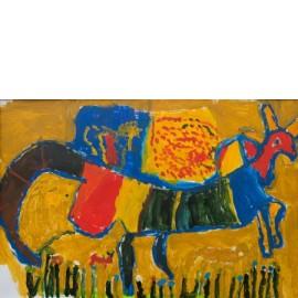 Paard - Trudy Voerman