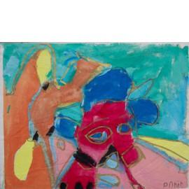 Abstract (hoofd) - foto 0910
