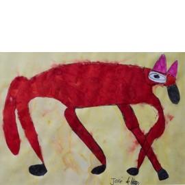 Rode Loper - Jose de Haan