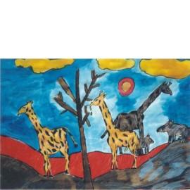 Giraffen - Sandra Kolk