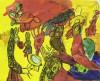 Giraffen, vogels en kip - foto 2733
