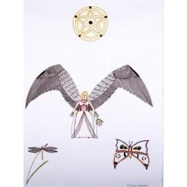Gotic Angel - Christa Vriezema