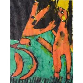 Staande beesten - 5020