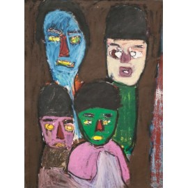 Familieportret - Bertus Bruns