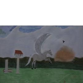 Pegasus - Christa Vriezema
