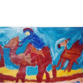 Kamelen - 5004